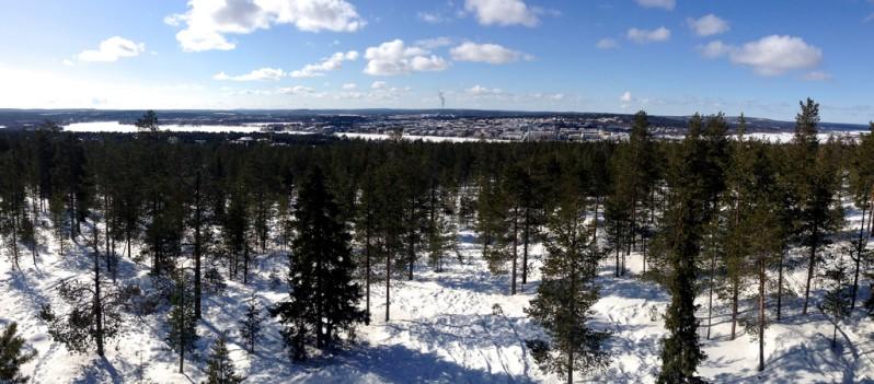 Helsinki, 'Boot Camp' & Rovaniemi; Finland so far...